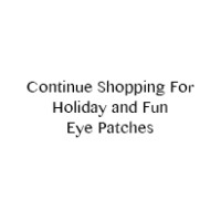 Shop Holiday and Fun Eye Patches